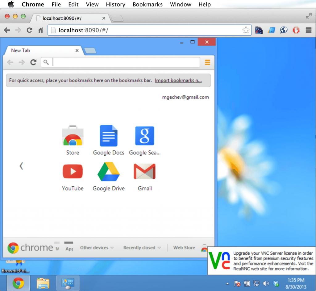 VNC client on 200 lines of JavaScript · Minko Gechev's blog